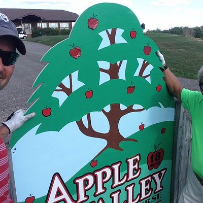"""The """"Front Door"""" to Apple Valley"""