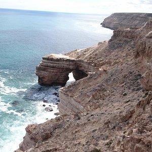 Zijdorp Cliffs, Kalbarri WA
