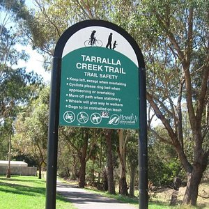 Lovely trail in eastern suburbs