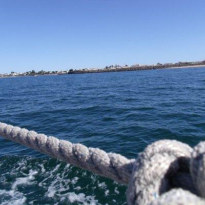 C'est beau la mer !