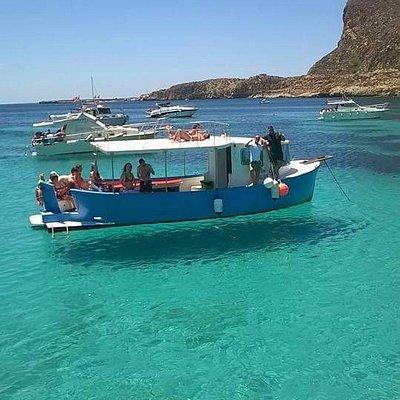 Eduardo Carriglio Escursioni in Barca