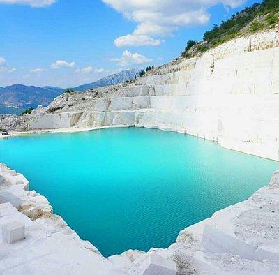 Marble Lake Prilep Mermerno Ezero Prilep