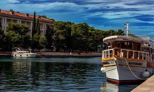 Boat to Brijuni from Pula