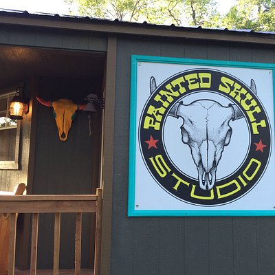Welcome to Painted Skull Studio!