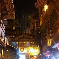重庆美食街
