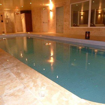 Spa Pool at Dunamoy