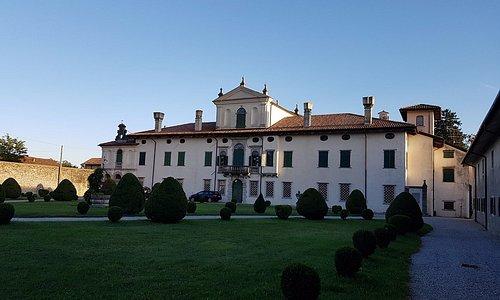 Villa de Claricini Dornpacher - esterno