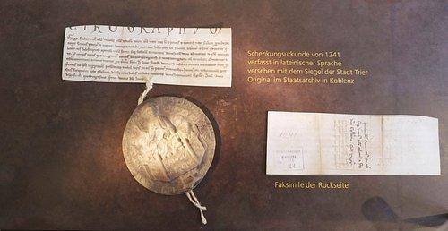 Dokument med segl