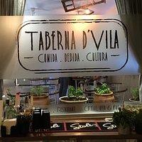 Taverna D'Villa - Comida . Bebida . Cultura -