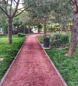 Güzel bir park...