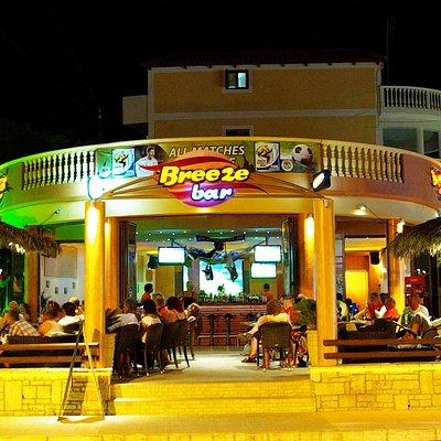 Breeze bar Tsilivi Zakynthos Sports & Cocktails