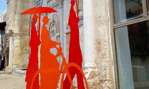 Uri Dushy - Artist's Gallery Jaffa