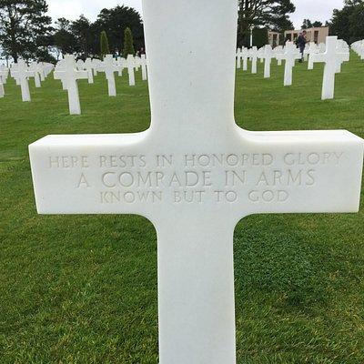 Unknown Soldier Plaque