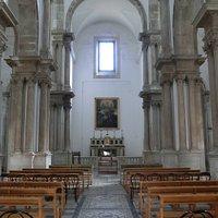 San Giorgio dei Genovesi - interno