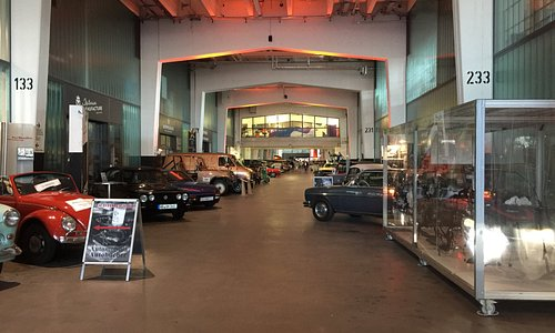 Biler i massevis