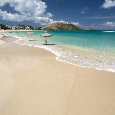 Beaches In St. Maarten