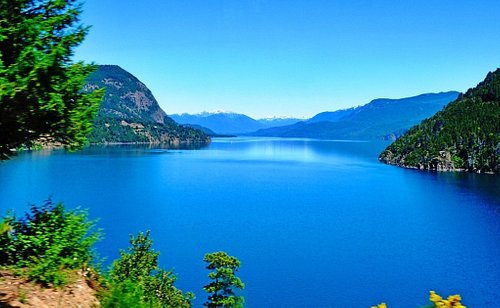 Lago Lacar