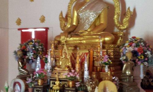 Wat Si Khun Muang , Udon Thani, Thailand