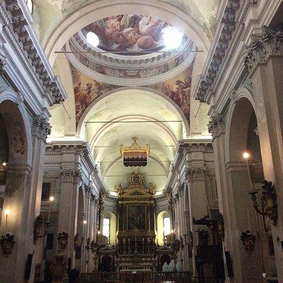 Cappella di san Liborio. Colorno