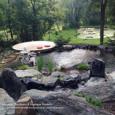 Koi Whisperer Sanctuary & Japanese Gardens