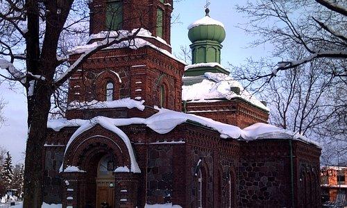 Jõhvi Orthodox Church