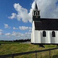 De Zeemanskerk van Oudeschild