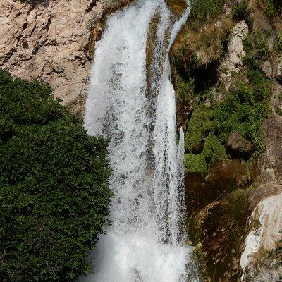 Cascada en las Lagunas de Ruidera