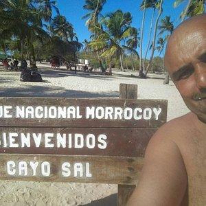 Playa cayo sal