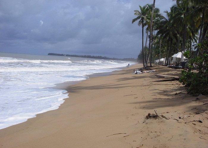 Mycket fin beach