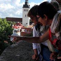 Sightseeing in Tallinn
