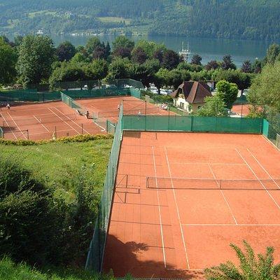 Tennisplätze in Millstatt am See