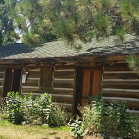 Log Cabin at Waterford Historic Village