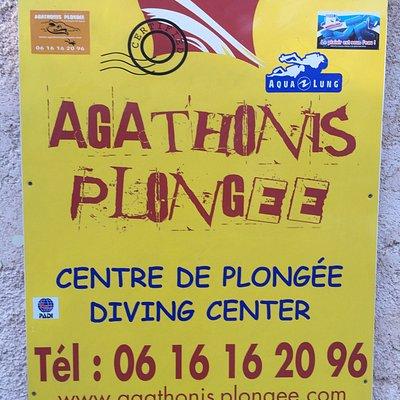Agathonis Plongee