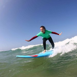 Oceano Surf Conil de la Frontera Surfing Lessons Summer 2016