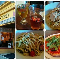 Photos from recent visit to Pizza Bistro