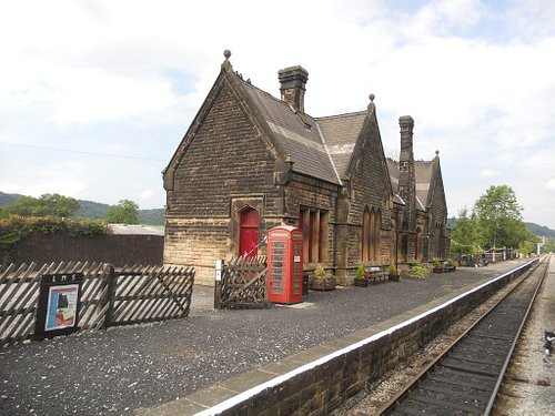 Old Station en Route