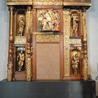 art piece from Museo Nacional Colegio de San Gregorio