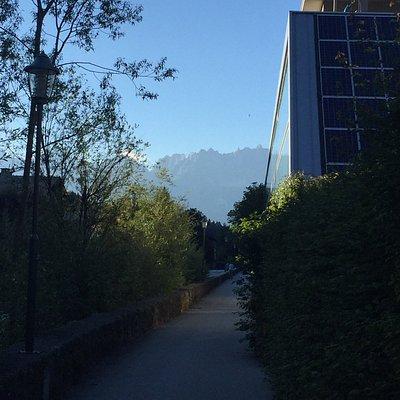 Streif-Wanderweg