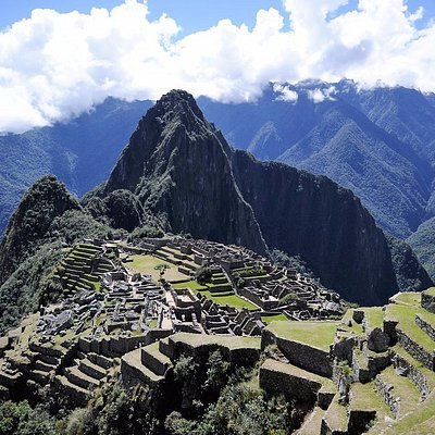Machu Picchu - a magic place of beauty and power - awesome hikes set up by our guide from Be Per
