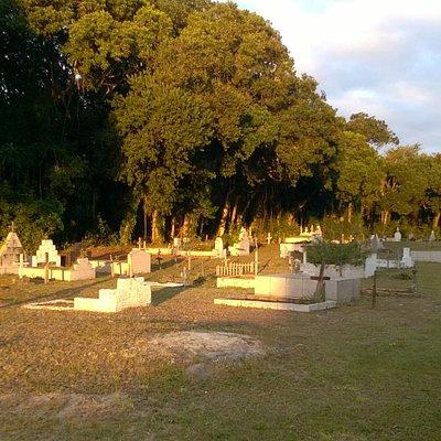 Túmulos do Cemitério dos Índios