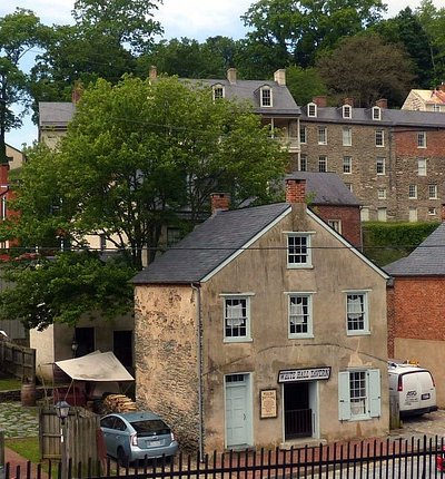 White Hall Tavern in Harpers Ferry