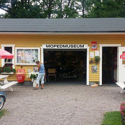 Hjorteds Mopedmuseum