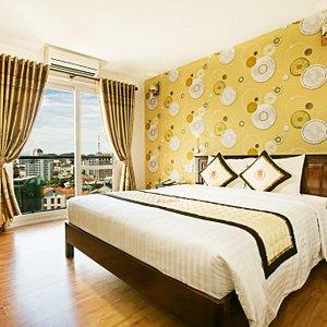 Deluxe City View Room