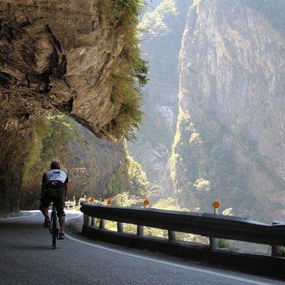 Taroko bike tour