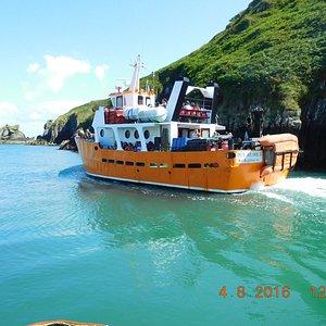 Cape Clare Ferry