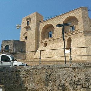 Castello di Ugento - Castello dei principi d'Amore