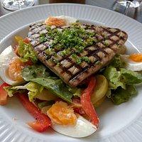 Tuna niçoise