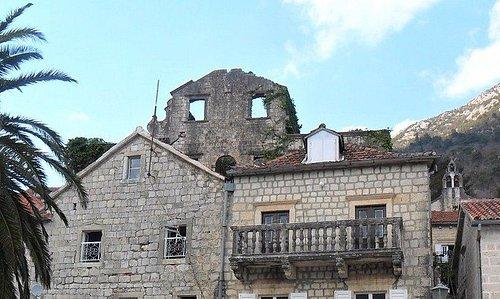Руины особняка Мазарович