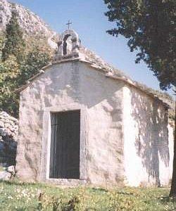 Церковь Святой Анны в Перасте