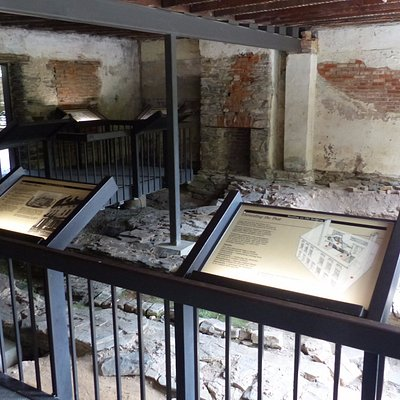 Restoration Museum - archaeology site in Harpers Ferry